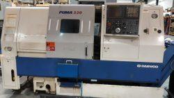 DAEWOO PUMA 230B käytetty CNC SORVI