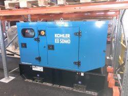 SDMO K22C3 Dieselgeneraattori