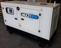 Multigen M26KS-E dieselgeneraattori