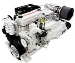 Cummins QSB 6.7 merimoottori