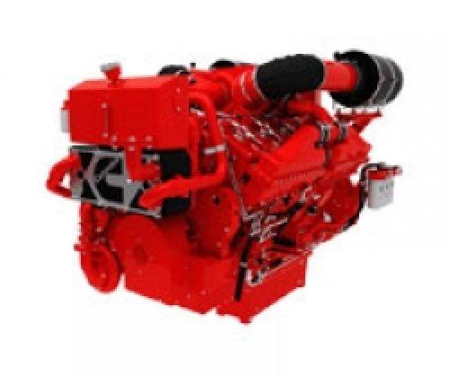 Cummins qsk38 merimoottori